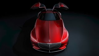 Mercedes Maybach 6 مرسيدس مايباخ