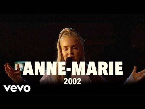 Anne Marie 2002 Live Vevo Uk Lift