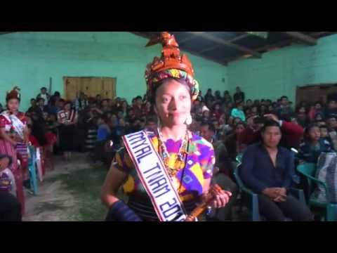 Tunayac Momostenango feria 2016 Velada