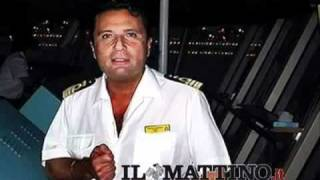 Second phone call to Concordia's Captain Schettino Eng Sub