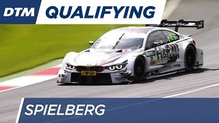 DTM Spielberg 2016 - Qualifying (Race 1) - Re-Live (English)