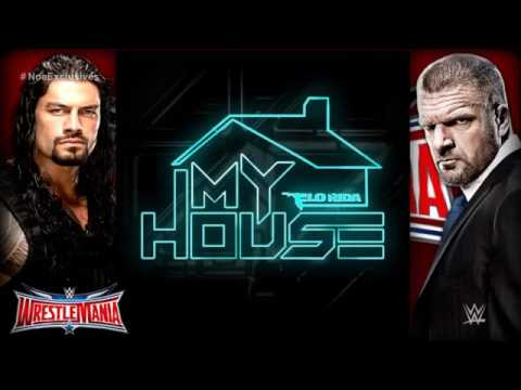 Xxx Mp4 WWE Wrestlemania 32 Official Theme Song My House By Flo Rida 3gp Sex