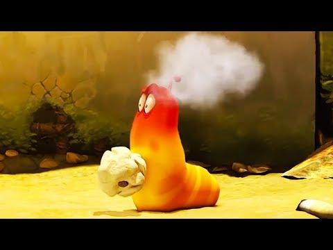 LARVA - POPCORN TREAT | Cartoon Movie | Cartoons For Children | Larva Cartoon | LARVA Official
