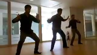 Dance steps for Bezubaan Any Body Can Dance (ABCD)