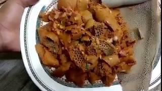 ሽሮ ፍትፍት ethiopan food shiro fitfit