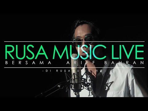 Ariff Bahran - Kata Akhirmu (Acoustic) [Rusa Music Live] mp3