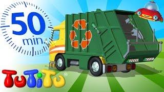 Especial TuTiTu en español | Camion de basura | Y otros juguetes | 50 Minutos Especial