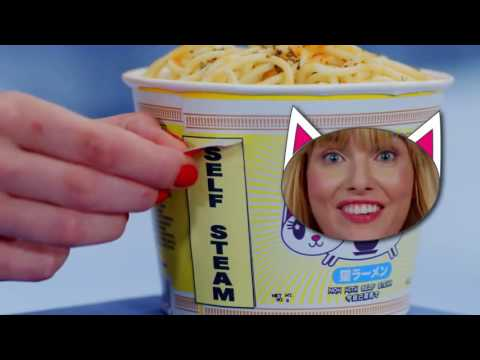 Pussy Noodle Ad