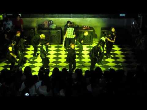 141227 Miinah DanceGroup Cover Don't Don [Super Junior] @Color War Sensation Edition