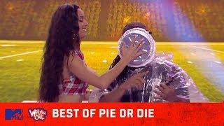 Best Of Pie Or Die 🍰 Flow Just Got Messy! 😂 | Wild