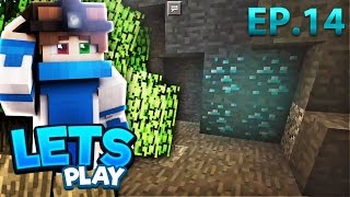MCPE Survival Let's Play Ep.14 - DIAMONDS!!! - Minecraft PE 1.0.4 (Minecraft Pocket Edition )