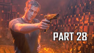 Uncharted 4 A Thief's End Walkthrough Part 28 - Final Boss (Let's Play Commentary)