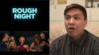 ROUGH NIGHT | Red Band Trailer #2 Reaction
