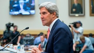 House Hearing on Iran Nuclear Deal