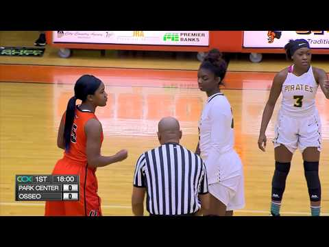 Park Center vs. Osseo Girls High School Basketball