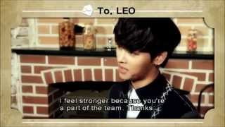 VIXX soulmate/soulfighter Neo/Leon couple (N/LEO) part 1