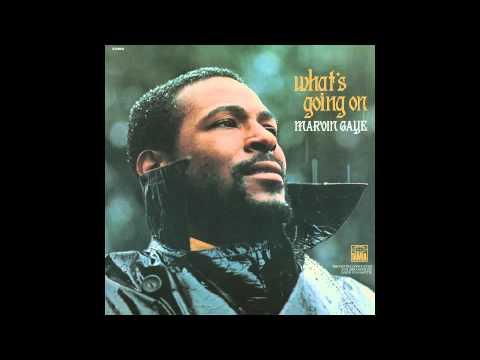 Marvin Gaye Inner City Blues Make Me Wanna Holler