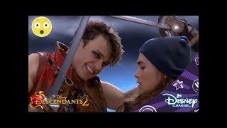 Combat contre les pirates | Descendants 2 | Disney Channel BE