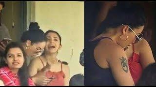Anushka Sharma Cheer For Husband Virat Kohli From Stadium