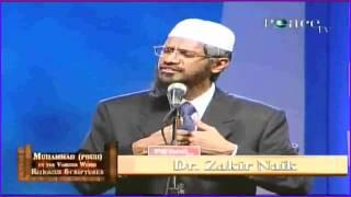 Prophet Mohammad  saw  prophesied in Buddhist religious scriptures by Dr Zakir Naik avi   YouTube