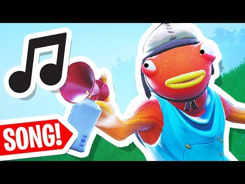 i made a song in Fortnite