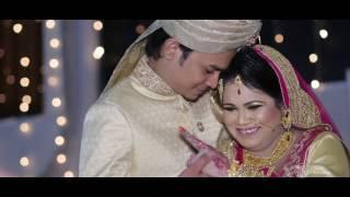 Shumona and Najmul's Wedding Promo PSC
