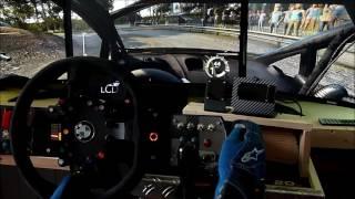 Test | WRC 6 | PC | Triple écrans | Fanatec Clubsport