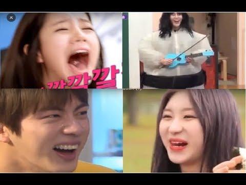 Kpop Idols Funny Laugh Compilation 1