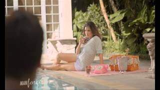 Sunny Leone Strawberry Flavored Manforce Condom Commercial UNCENSORED
