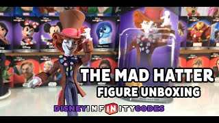 The Mad Hatter Figure Unboxing From Alice Through The Looking Glass - Disney Infinity 3.0