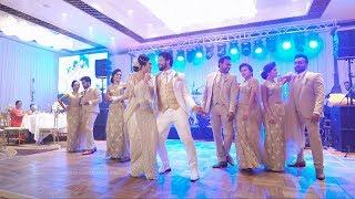 PUBUDU AND MASHI WEDDING SURPRISE DANCE