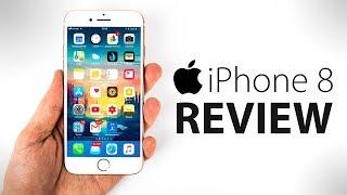 iPhone 8 - FULL REVIEW (In-Depth)
