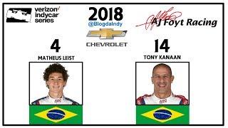 VideoCast 3 - IndyCar grid 2018 - BlogdaIndyTV