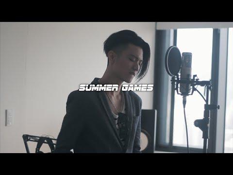 Drake Summer Games Ak Benjamin Cover