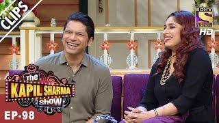 Popular Playback Singer Shaan On Kapil