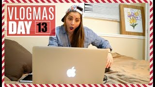 Reacting To Blue Is The Warmest Color | Vlogmas Day 13