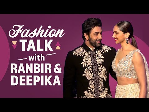 Xxx Mp4 Deepika Padukone Ranbir Kapoor REVEAL The One Thing They Love About Each Other S Style 3gp Sex