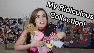 My crazy phone case collection and where you can find them