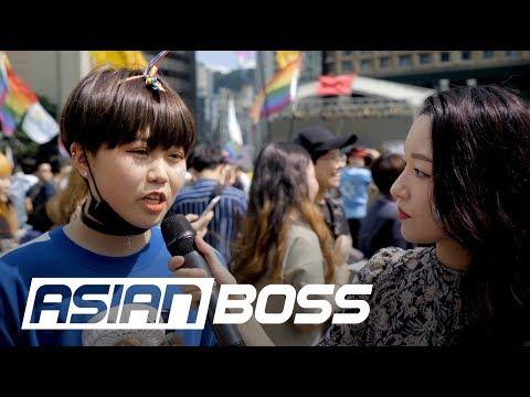 Xxx Mp4 Do Koreans Support LGBTQ Ft Seoul Queer Parade ASIAN BOSS 3gp Sex