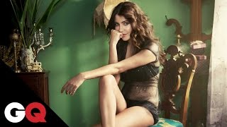Anushka Sharma is Lady Debauche | Photoshoot Behind-the-Scenes | GQ India