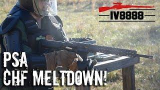 PSA CHF M4 Upper Meltdown!