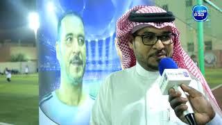 تكريم الكابتن علي العلواني l لقاء مع الاستاذ عبدالعزيز العلواني