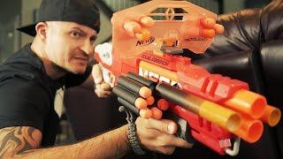 NERF GUN WAR 4 | GunVsGun