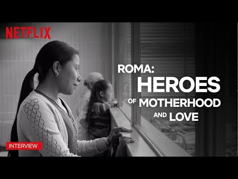 Xxx Mp4 Roma Yalitza And Marina Talk About The Power Of Women Netflix 3gp Sex