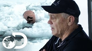 Southern Wind Struggle To Catch Crab During Deep Freeze | NEW Deadliest Catch