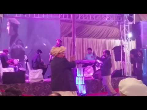 Zadran's Pashto Attan Wedding Night in Wah Cantt Part 1