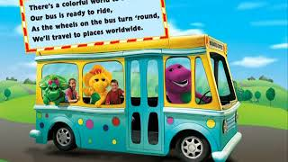 Barney's Colorful World Read Along