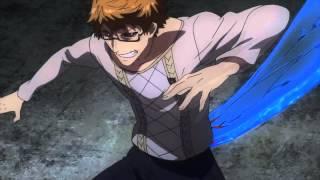 Tokyo Ghoul Scene - Kaneki Beats Up Nishio [Eng Sub]