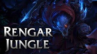Night Hunter Rengar Jungle - League of Legends Commentary
