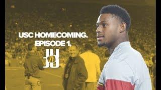 JuJu Smith-Schuster Goes to USC Homecoming   JuJu TV - Episode 1